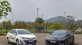 Gần 2500 xe Toyota Vios được bán ra trong tháng 9/2019