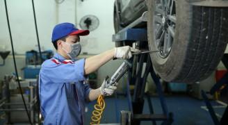 Những bộ phận ô tô nhất định phải bảo dưỡng trước tết