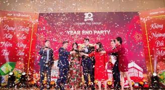 Tiệc Tất Niên Doanh Thu Group Hân Hoan Chào Đón Năm Mới 2020