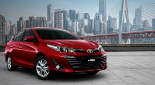 Điểm đột phá xe Toyota Vios 2020: thông số kỹ thuật, giá lăn bánh
