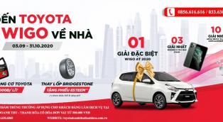 Đến Toyota - Rinh Wigo Về Nhà