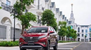 Toyota Rush được nâng cấp hệ thống giải trí, giá bán mới 634 triệu đồng