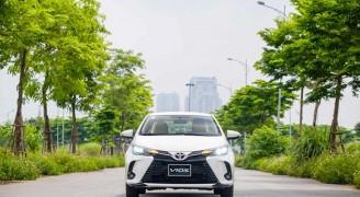 Khách mua Toyota Vios nhận ưu đãi đến 30 triệu đồng