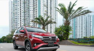 Vì sao nên chọn mua Toyota Rush tại Toyota Doanh Thu- Thanh Hóa