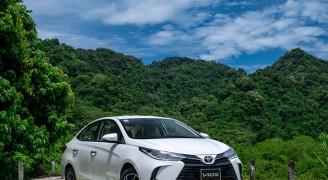 Khách mua Toyota Vios nhận ưu đãi đến 26,5 triệu đồng