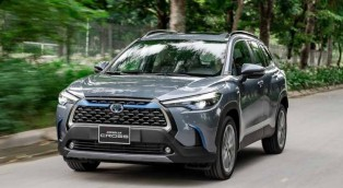 Vios và Corolla Cross tiếp tục là mẫu xe bán chạy nhất tháng 08/2021